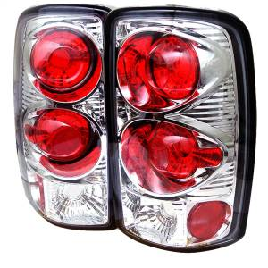 Exterior Accessories - Spyder Auto - Altezza Tail Lights 5001504