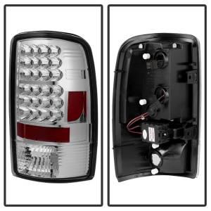 Spyder Auto - LED Tail Lights 5001535 - Image 5