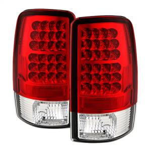 Spyder Auto - LED Tail Lights 5001542 - Image 1