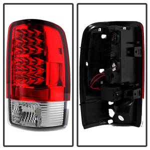 Spyder Auto - LED Tail Lights 5001542 - Image 4