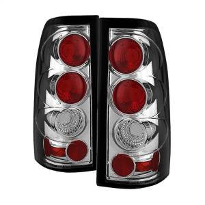 Exterior Accessories - Spyder Auto - Altezza Tail Lights 5001702