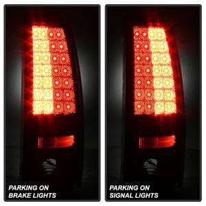Spyder Auto - LED Tail Lights 5001733 - Image 3