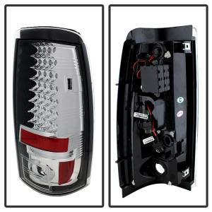 Spyder Auto - LED Tail Lights 5001733 - Image 4