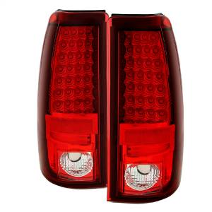 Spyder Auto - LED Tail Lights 5001740 - Image 1