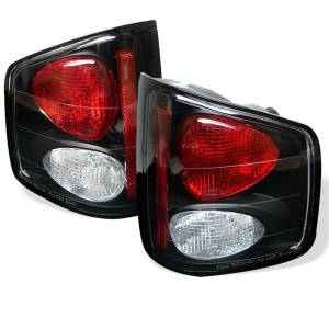 Exterior Accessories - Spyder Auto - Altezza Tail Lights 5001887
