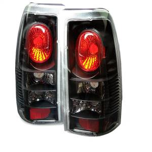Exterior Accessories - Spyder Auto - Altezza Tail Lights 5001986