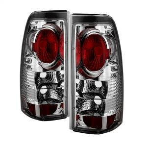 Exterior Accessories - Spyder Auto - Altezza Tail Lights 5001993