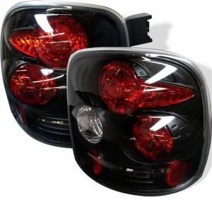 Exterior Accessories - Spyder Auto - Altezza Tail Lights 5002105