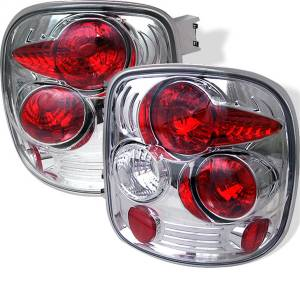 Exterior Accessories - Spyder Auto - Altezza Tail Lights 5002112