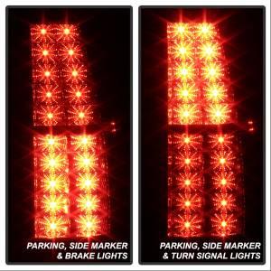 Spyder Auto - LED Tail Lights 5002136 - Image 5