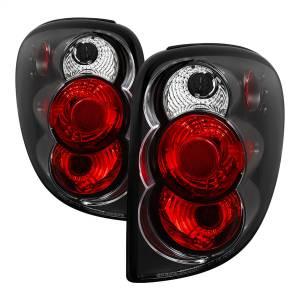 Spyder Auto - Altezza Tail Lights 5002211 - Image 1