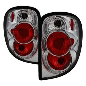 Spyder Auto - Altezza Tail Lights 5002228 - Image 1