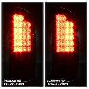 Spyder Auto - LED Tail Lights 5002563 - Image 2