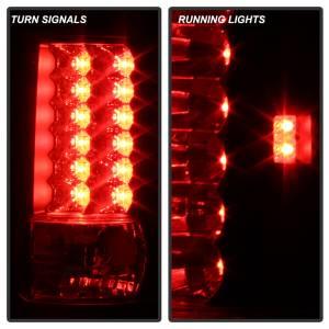 Spyder Auto - LED Tail Lights 5003256 - Image 2