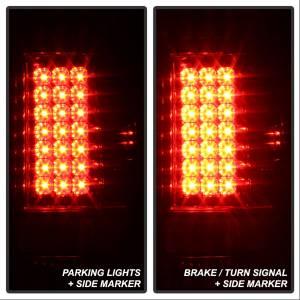 Spyder Auto - LED Tail Lights 5003478 - Image 3