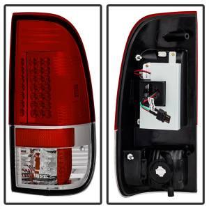 Spyder Auto - LED Tail Lights 5003911 - Image 6