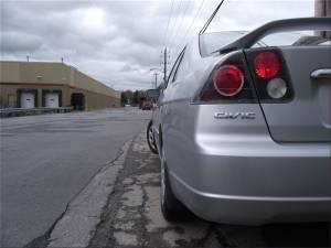 Spyder Auto - Altezza Tail Lights 5004406 - Image 2