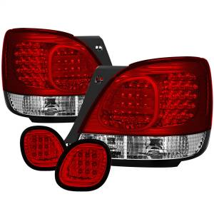 Spyder Auto - LED Tail Lights 5005731 - Image 1