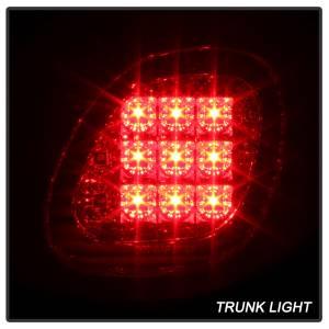 Spyder Auto - LED Trunk Tail Lights 5005779 - Image 3