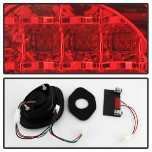 Spyder Auto - LED Trunk Tail Lights 5005779 - Image 6