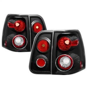 Spyder Auto - Altezza Tail Lights 5005946 - Image 1