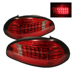 Spyder Auto - LED Tail Lights 5007162 - Image 1