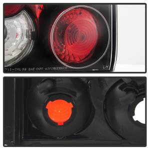 Spyder Auto - Altezza Tail Lights 5007407 - Image 5