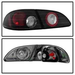 Spyder Auto - Altezza Tail Lights 5007476 - Image 5