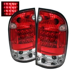 Spyder Auto - LED Tail Lights 5007872 - Image 1