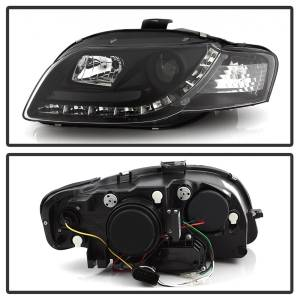 Spyder Auto - DRL LED Projector Headlights 5008572 - Image 5