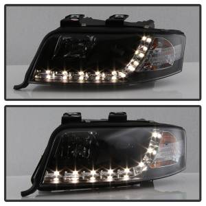 Spyder Auto - DRL LED Projector Headlights 5008657 - Image 2