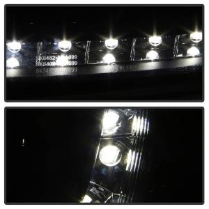 Spyder Auto - DRL LED Projector Headlights 5008657 - Image 7