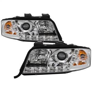 Spyder Auto - DRL LED Projector Headlights 5008664 - Image 1