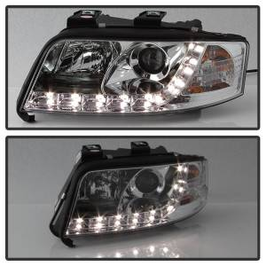Spyder Auto - DRL LED Projector Headlights 5008664 - Image 5