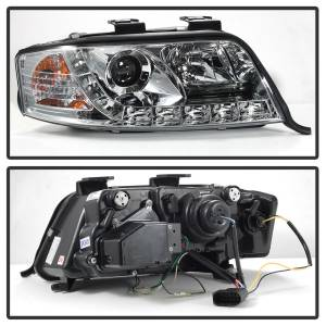 Spyder Auto - DRL LED Projector Headlights 5008664 - Image 9