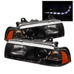 Spyder Auto - DRL LED Projector Headlights 5008794