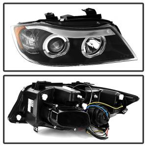 Spyder Auto - Halo Amber Projector Headlights 5009005 - Image 3