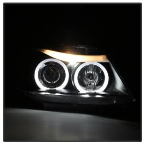 Spyder Auto - Halo Amber Projector Headlights 5009005 - Image 7