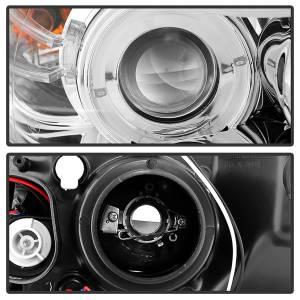 Spyder Auto - Halo Amber Projector Headlights 5009012 - Image 2