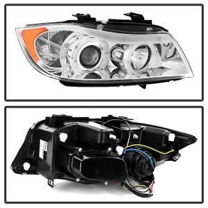 Spyder Auto - Halo Amber Projector Headlights 5009012 - Image 3