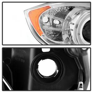 Spyder Auto - Halo Amber Projector Headlights 5009012 - Image 4