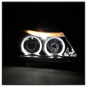 Spyder Auto - Halo Amber Projector Headlights 5009012 - Image 5