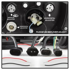 Spyder Auto - Halo Projector Headlights 5009098 - Image 7
