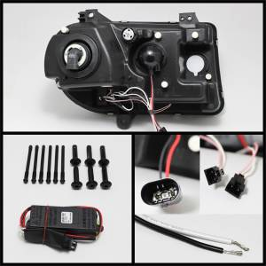 Spyder Auto - CCFL LED Projector Headlights 5009128 - Image 2