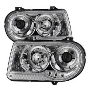 Spyder Auto - Halo LED Projector Headlights 5009142