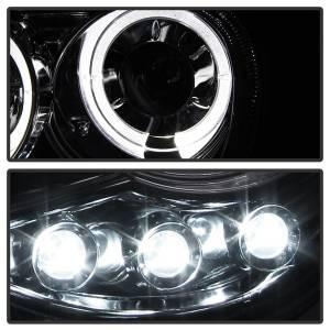 Spyder Auto - Halo LED Projector Headlights 5009142 - Image 4