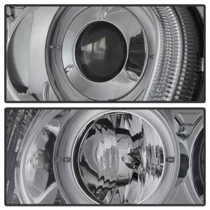 Spyder Auto - Halo LED Projector Headlights 5009142 - Image 5