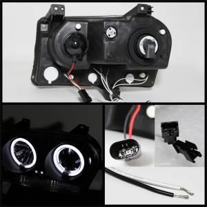 Spyder Auto - CCFL LED Projector Headlights 5009166 - Image 2