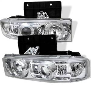Spyder Auto - Halo Projector Headlights 5009227