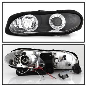 Spyder Auto - Halo LED Projector Headlights 5009234 - Image 6